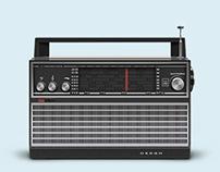 Radio reciver & MTN 94