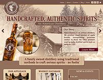 Whiskey Website