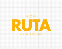 Logo / RUTA Visual & Sounds