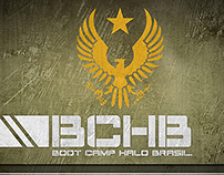 Microsoft Boot Camp Halo Brasil.