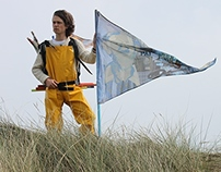 Creative Survival: Trailblazer Flags