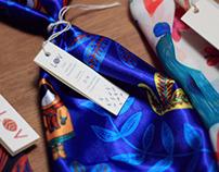 LOV - Ilustración aplicada en textiles