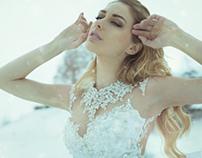 Bride of snow