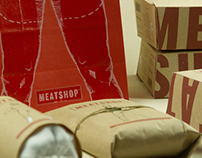 Meatshop Menswear Packaging