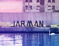 Jarman Award Identity