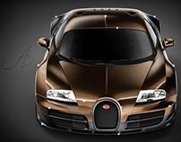 "Bugatti Veyron Super Sportback ""BROWN EDITION"""