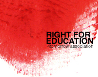 POSTER FOR TOMORROW | right for education