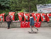 Istanbul // The Crane