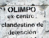 [1] Costruire la memoria: garage Olimpo, Buenos Aires