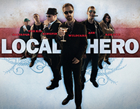 Local Hero Promotional Posters