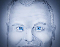 Philip Seymour Hoffman - Drawing