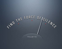 ROWENTA / Find the force of silence