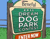 Purina Beneful Dream Dog Park Contest