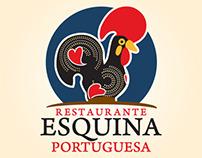 Logotipo: Esquina Portuguesa