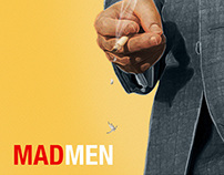 Mad Men Poster Set 1