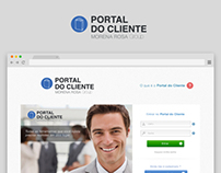 Portal do Cliente Morena Rosa Group