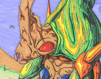 Arthropod Humanoid