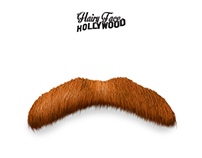 The Hairy Face of Hollywood