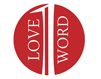 1love1word - Logo and Merchandising