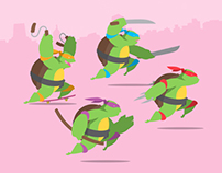 The Turtles' Quest