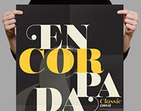 Encorpada Classic - Poster