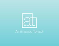 Amirmasoud Tavasoli | Logo & Visual Identity