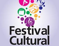 Logotipo: Festival e Vila Cultural