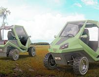 TERRA-Concept Car
