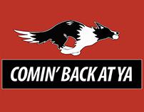 BC Boomerangs Flyball Team T-shirt