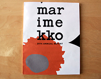 Marimekko 2014 Annual Report