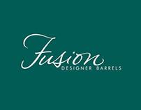 Fusion Designer Barrels // Logo & Website