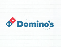 Domino's People Powered Pizza - Mantra