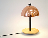 Clockwork Lamp