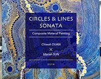 Circles&Lines Sonata ( Painting )