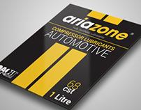 Ariazone Label Design