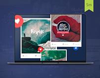 Dinâmica Ambiental - Social Media