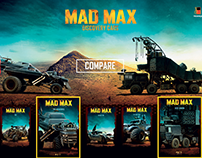 Hot Site Mad Max Discovery Cars