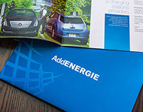 AddÉnergie Rebranding