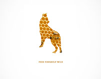 WeeBee Wild Honey Rebrand & Campaign