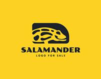 Black Salamander Logo