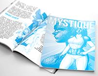 Fanzine Mystique (Monotono)