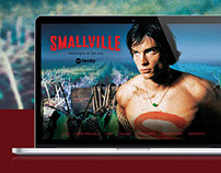 Smallville TV Show Website