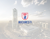 Bucharest Visual Identity // City Logo Proposal