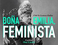 C.L. Doña Emilia, Feminista