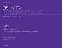 DS MPV INTERIOR