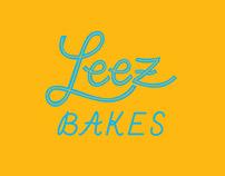 Leez Bakes - Branding
