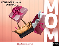 Biangel Cuir - Mother's Day