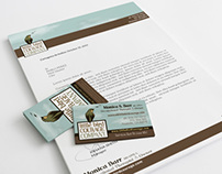 Little Bird Courage Company - Name, Identity, Branding