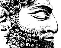 Gilgamesh epic illustration