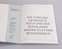 Future of bookstores »Impulswerk«  Motion